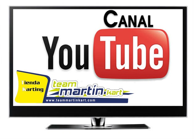 Canal You Tube Team Martin Kart